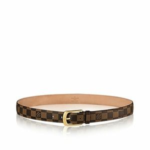 Other - Louis Vuitton Leather Belt